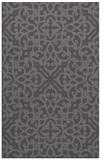 rug #254397 |  brown traditional rug