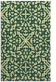 rug #254453    yellow popular rug