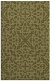 rug #254581 |  light-green rug