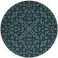 rug #254673 | round traditional rug
