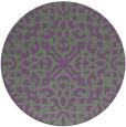 rug #254784   round traditional rug