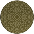 rug #254933 | round traditional rug