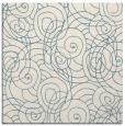 rug #257089 | square white natural rug