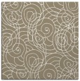 rug #257205 | square mid-brown natural rug