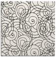 rug #257337 | square white natural rug