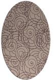 rug #257577 | oval rug