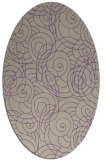 rug #257597 | oval popular rug