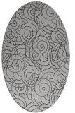 rug #257618 | oval popular rug