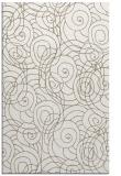 rug #257769 |  white natural rug