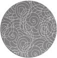 rug #258423 | round natural rug