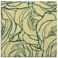 rug #259029 | square yellow natural rug