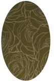 rug #259297 | oval natural rug