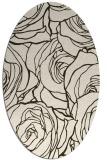 rug #259355 | oval popular rug