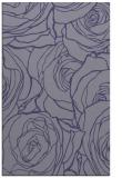 rug #259617    blue-violet popular rug