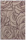 rug #259685 |  pink rug