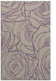 rug #259709    purple natural rug