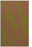 rug #259857 |  light-green natural rug
