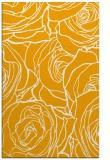 rug #259865 |  light-orange natural rug