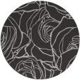rug #260081   round orange popular rug
