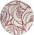 rug #260094 | round natural rug
