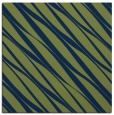 rug #265901 | square blue stripes rug