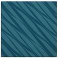 rug #265913 | square blue-green rug