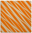 rug #266181 | square orange stripes rug