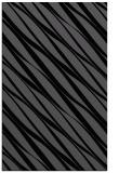 rug #266577 |  black stripes rug