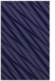 rug #266653 |  blue-violet stripes rug