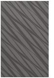 rug #266717    brown stripes rug