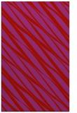 rug #266821    red stripes rug