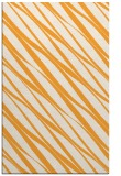 rug #266917 |  light-orange stripes rug