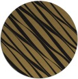 rug #266941 | round mid-brown popular rug