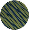 rug #266957 | round blue popular rug