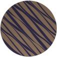 rug #267029   round beige stripes rug
