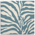 rug #267649 | square white stripes rug