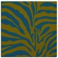 rug #267685 | square green animal rug