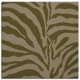 rug #267745   square brown animal rug