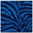rug #267793 | square blue stripes rug