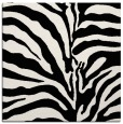 rug #267897 | square white stripes rug