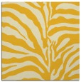 rug #267913   square yellow stripes rug