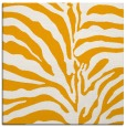 rug #267961 | square light-orange animal rug