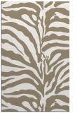 rug #268329 |  white stripes rug