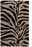 rug #268341 |  black stripes rug