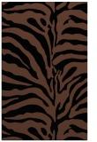 rug #268345 |  brown animal rug