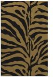 rug #268349 |  mid-brown animal rug