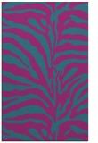 rug #268393    pink stripes rug