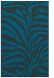 rug #268409    blue animal rug