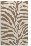 rug #268481 |  mid-brown animal rug