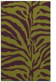 rug #268557 |  purple stripes rug